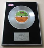 BONEY M - RASPUTIN Platinum Single Presentation DISC